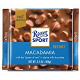 #8: Ritter Sport Macadamia with the Queen of Nuts - 100g (3.5oz)
