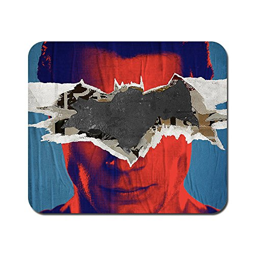 kmltail Superman with Batman Logo Design Speed Mouse Mat for HP Dell Lenova iball Dragonwar Red Dragon Logitech ibuypower Zebronics Printed Photo Scene Natural Rubber Gaming Mouse Pad Non Slip base-Kmltail  available at amazon for Rs.159