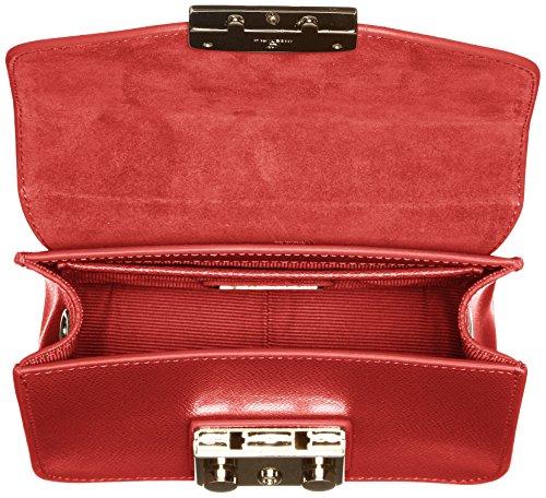 FURLAMetropolis Mini Crossbody - Borse a Tracolla donna Rosso