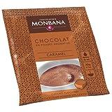 Monbana Trinkschokolade Caramel 10 x 20 g