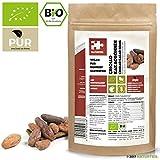 NATURTEIL - BIO CRIOLLO KAKAOBOHNEN / Superfood in Rohkostqualität, Organic, Raw, Vegan, Cacao Beans - 200g