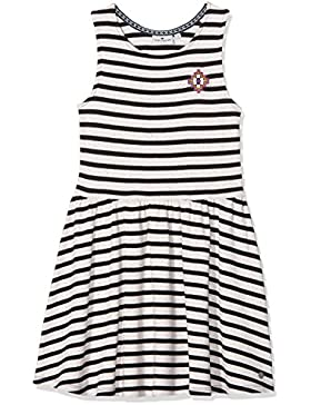 Tom Tailor Kids Striped Dress, Vestido para Niñas