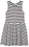 TOM TAILOR Kids Mädchen Kleid Striped Dress, Schwarz (Night Watch Black 2657), 170