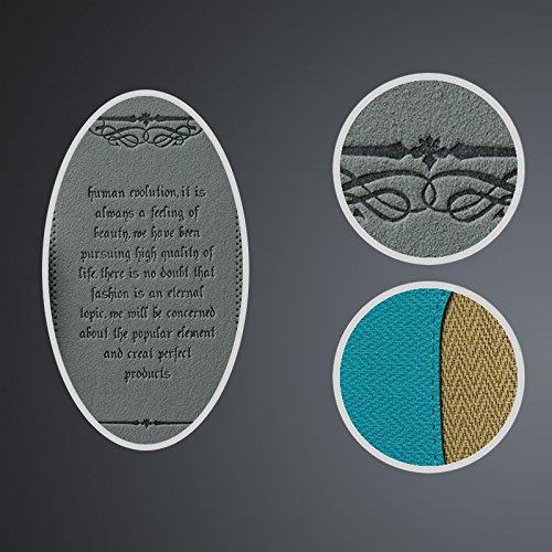 aridox (TM) Vintage Étui en cuir + toile PU pour Iphone 66S 6G 11,9cm Rétro Peau Coque arrière avec fente pour carte sur dragon Capa Sac pour 6IP 6S 6G