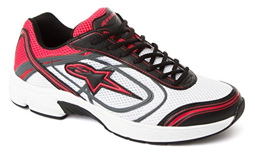 Preisvergleich Produktbild Alpinestars Schuhe Crew Shoe Weiß Gr. 40.5