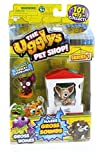 Uggly's Pet Shop Gross Homes Bone Home with Chucky Chihuahua by License 2 Play Inc