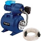 Einhell BG-WW 911 Set Hauswasserwerk-Set inkl. 4 m Schlauchgarnitur
