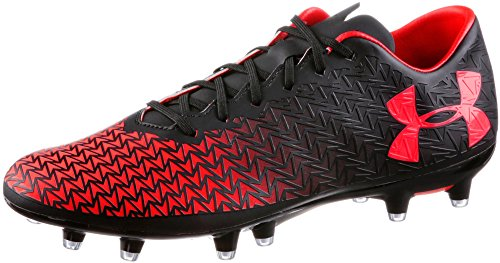 Under Armour - CHAUSSURE RUGBY MAGNETICO FG ROUGE taille : 42