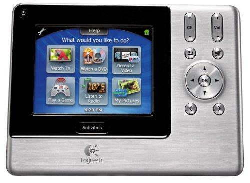 Logitech Harmony 1000 Advanced Universal Remote - Mando...