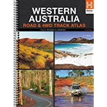 Western Australia 4WD Track Atlas A4 Spiral 2015: HEMA.A.DIS28SP