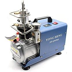 Pompe à compresseur électrique 4500 PSI haute pression compresseur d'air PCP Airgun Scuba pompe à air