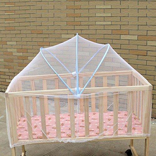 gzq Bettchen Zelt Mosquito Guard Insekten Net Infant Bett Sicherheit Bezug für Kinderwagen Stubenwagen Kinderwagen