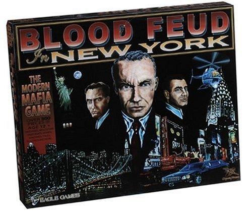 Eagle Games - Blood Feud in New York (Mafia-Spiel)