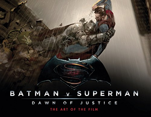 Batman v Superman: Dawn of Justice: The Art of the - Trivia Film