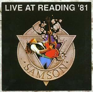 Live At Reading 1981 - Edition remasterisée (contient des bonus tracks) [Import anglais]