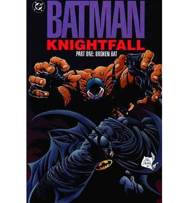 [(Batman Knightfall: Broken Bat Part 01)] [by: Doug Moench]