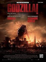 Godzilla!: Piano Solo