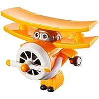 Alpha Animation & Toys Super Wings Grand Albert vehículo de Juguete - vehículos de Juguete (Naranja, Color Blanco, 4 año(s), 9 año(s), Niño/niña, Interior, 18 g)