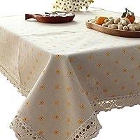 Copri Tavolo Da Cucina.Amazon It Copritavolo Moderno Tovaglie Tessili Da Cucina Casa