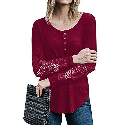 086127096eed Mujer blusa Otoño Bohemian Imprimir playa estilo suelto y suave ...