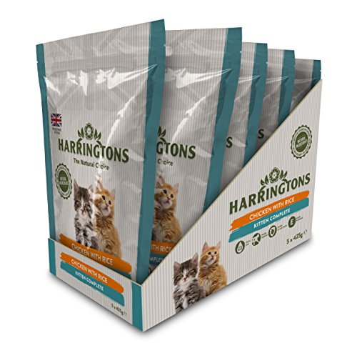HARRINGTONS Kitten Food Complete 425 g, Pack of 5 6