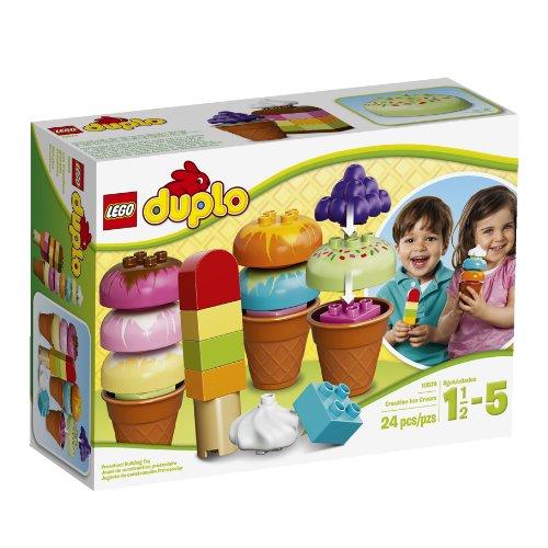 LEGO DUPLO Kreative Ice Cream 10574 18 mnths + (Duplo Lego-sets Eis)