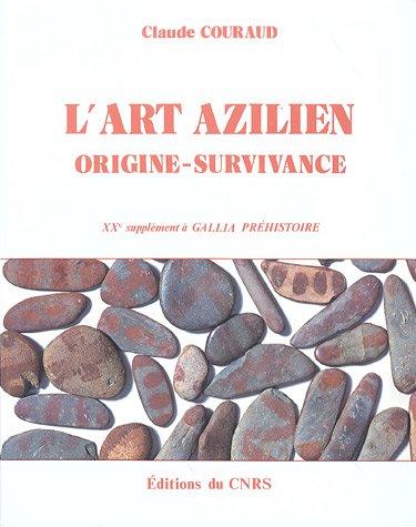 Art azilien : Origine - Survivance