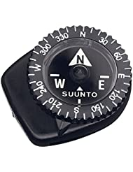 Suunto Clipper L/B Nh Compass - Micro brújula, color negro