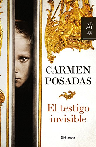 El testigo invisible (Volumen independiente) par Carmen Posadas