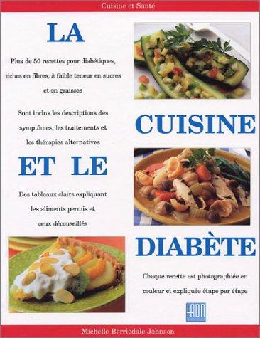 La cuisine et le diabète