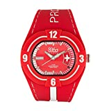 B360 WATCH Unisex-Armbanduhr Large, 10 bars Analog Quarz Silikon B PROUD NEW SWITZERLAND L