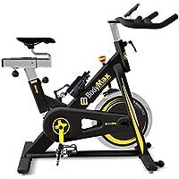 Bodymax B15 Exercise Bike - Black