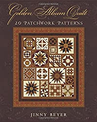 Golden Album Quilt: 20 Patchwork Patterns
