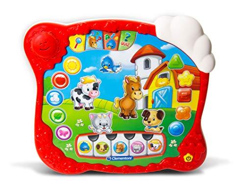 tablet giocattolo Clementoni 12068 - La Fattoria delle Filastrocche
