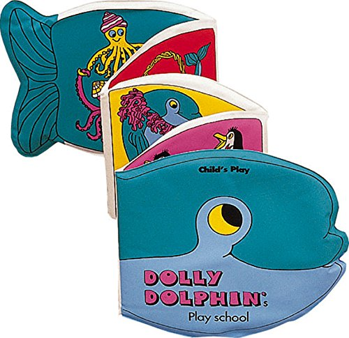 Dolly Dolphin at Play School (Squeaky Clean)