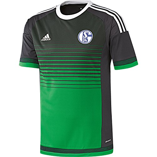 adidas FC Schalke 04 Ausweichtrikot 3rd Jersey P - AA2443 Größe L