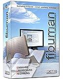 fibuman e - Jahresversion 2017 - Buchhaltungssoftware - Komfortable Einnahme-Überschuss-Rechnung - Buchhaltung leichtgemacht! - Neueste Version für Windows
