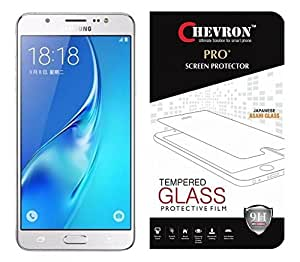 Chevron 2.5D 0.3mm Pro+ Tempered Glass Screen Protector for Samsung Galaxy On8/Samsung Galaxy J7 (2016)