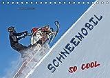 Schneemobil - so cool (Tischkalender 2018 DIN A5 quer): Schneemobil fahren - unbeschreibliches Fahrgefühl mit viel Suchtpotenzial. (Monatskalender, 14 ... Sport) [Kalender] [Jun 16, 2017] Roder, Peter