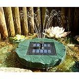 Mundus 35461 - Fuente decorativa para estanques, color verde