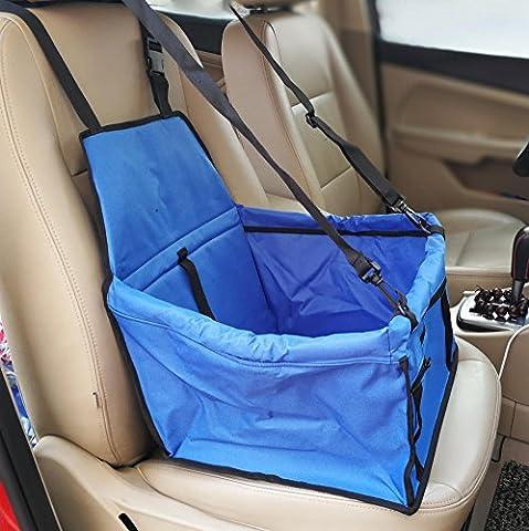HLH-CTRL Car Pet Bag 4D Mesh Tissu Ou Tissu Imperméable