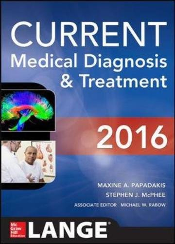 Current medical diagnosis & treatment (Medicina)