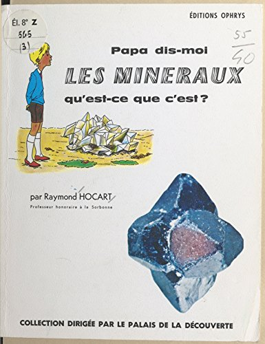 Téléchargement Les minéraux, qu'est-ce que c'est ? pdf ebook