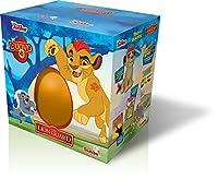 L'uovo di Kion, The Lion Guard, il protagonista della serie TV Disney è arrivato. All'interno troverai fantastiche sorprese, un peluche di Kion da cm. 20, che ruggisce, un fumetto per scoprire il mondo di The Lion Guard, un DVD con una entusi...