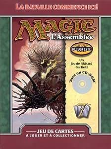 Magic: L'Assemblée boîte Découverte 7ème Edition avec un cd-rom