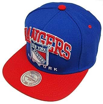 Mitchell & Ness New York Rangers Nuarc Snapback NHL Cap