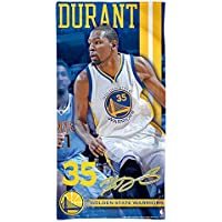 WinCraft Kevin Durant Golden State Warriors NBA Strandtuch