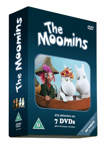 The Moomins Complete Box Set (7 DVDs)