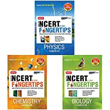 Objective NCERT at your Fingertips for NEET-AIIMS : Set of 3 Books(Physics,Chemistry and Biology NEET-AIIMS  2020)