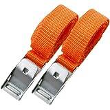 XL Perform Tool 553707 - Juego de 2 correas con hebilla metálica (40 cm)
